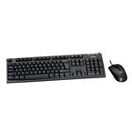 富勒L611有线键盘鼠标套装 键鼠套装/富勒