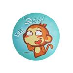 帝特悠嘻猴DTY-P004-1 鼠标垫/帝特