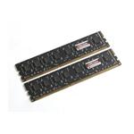 金泰克4GB DDR3 2000(双通道套装) 内存/金泰克