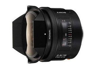 【索尼16mm f\/2.8 FISHEYE】(Sony 16mm f\/2