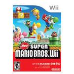 Wii游戏新超级马里奥兄弟 游戏软件/Wii游戏