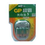 GP超霸1800mAh充电电池 充电宝3套装 电池/GP超霸