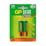 GP超霸2000mAh  5号电池 电池/GP超霸