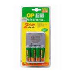 GP超霸2200mAh电池 2小时快充套装 电池/GP超霸