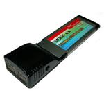 魔羯ExpressCard/34-1394b卡 MC562 转接数据线/魔羯