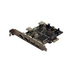西霸PCI-E转USB 2.0+1394a Combo SD-ECMB1-4E4I 转接数据线/西霸