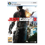 PC游戏正当防卫2 游戏软件/PC游戏