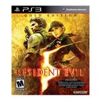 PS3游戏生化危机5 黄金版 游戏软件/PS3游戏