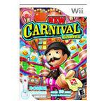 Wii游戏新嘉年华游戏 游戏软件/Wii游戏