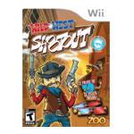 Wii游戏狂野西部枪战 游戏软件/Wii游戏