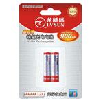 龙威盛2节AAA镍氢电池 900mAh 电池/龙威盛