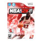 Wii游戏NBA 2K11 游戏软件/Wii游戏