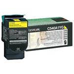 利盟C540A1YG 碳粉/利盟
