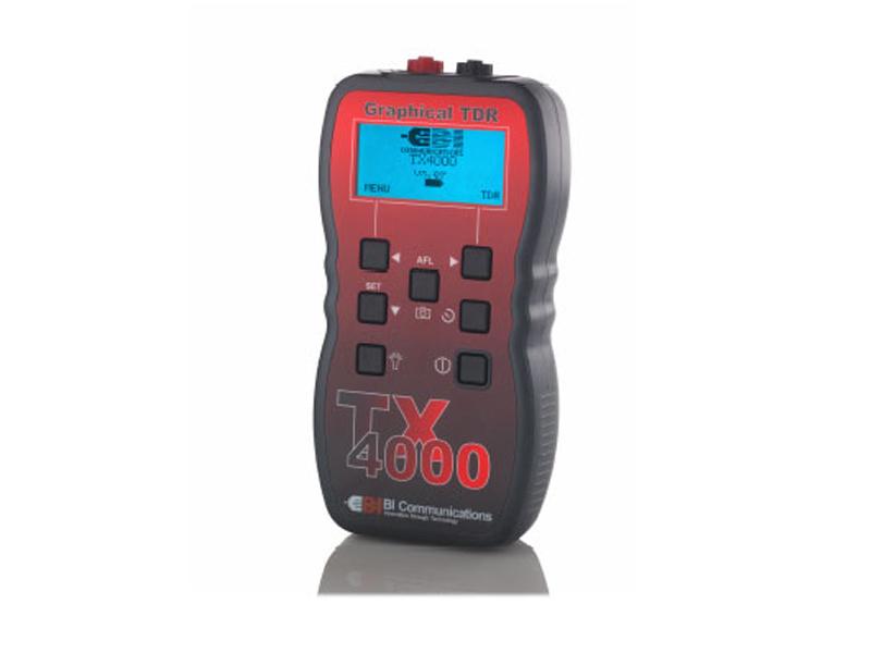 BIC TX4000电缆故障测试仪 测试仪品牌: 类别:测试仪