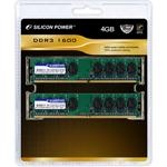 广颖电通4GB DDR3 1600(SP004GBLTU160S22)套装 内存/广颖电通