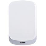 Ithink B52(750GB/USB3.0)(珍珠白) 移动硬盘/Ithink