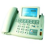 润普N6300小时彩屏数码录音电话 N6300A 录音电话/润普