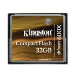 金士顿CF卡 600X(32GB) 闪存卡/金士顿