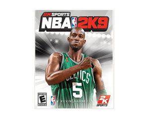 PC游戏NBA2K9图片