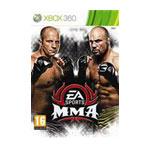 Xbox360游戏EA运动:综合格斗 游戏软件/Xbox360游戏