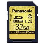 松下黄金版SDHC卡(32GB) 闪存卡/松下