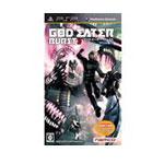 PSP游戏噬神者:爆裂扩充版 游戏软件/PSP游戏