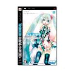 PSP游戏初音未来 歌神计划 游戏软件/PSP游戏