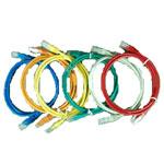 兰贝CAA01-UC6-1 六类非屏蔽跳线 综合布线/兰贝