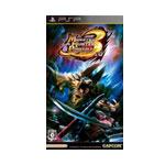 PSP游戏怪物猎人:携带版3 游戏软件/PSP游戏
