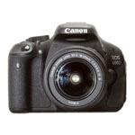 佳能600D套机(18-55mm IS II) 数码相机/佳能