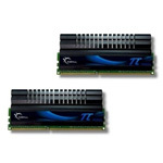 芝奇8GB DDR3 2200 (F3-17600CL9D-8GBPID)套装 内存/芝奇