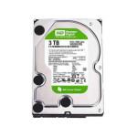 西部数据WD 3TB 5400转 64MB SATA2 绿盘(WD30EZRS) 硬盘/西部数据