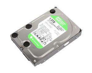 西部数据WD 1TB 5400转 32MB SATA3 绿盘(WD10EADX)图片