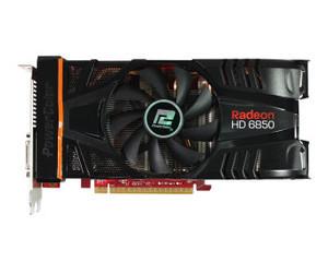 迪兰HD6850 酷能+ 1G图片