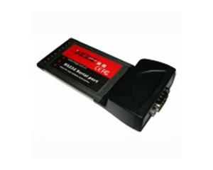 魔羯 PCMCIA RS232 MC377图片