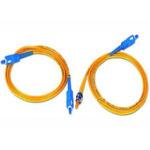 D-Link ST-SC单模双芯光纤跳线/5米/黄(DFPCS1STSC05) 光纤线缆/D-Link