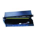 威图 机架式24口光纤配线架(FF-WB-24B) 光纤线缆/威图