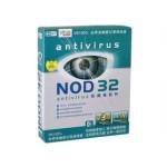 NOD32 防病毒�件 �窗多用�舭� (100用�舭�)使用年限3年 安防�⒍�/NOD32