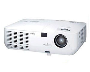 NEC NP-V260W+