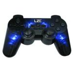 蓝正 W900 精华 PS3无线锂电双振动双3D手柄 游戏周边/蓝正