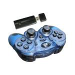 蓝正 N12 纪念版 PC无线聚合物锂电池手柄 游戏周边/蓝正