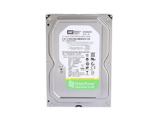 西部数据WD 500GB 7200转 32MB SATA(WD5000AVDS)图片