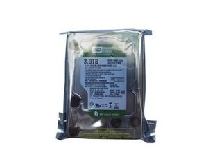 西部数据WD 3TB 7200转 64MB SATA3 绿盘(WD30EZRX)图片