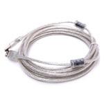 山泽USB2.0高速传输延长线 10米 转接数据线/山泽