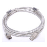 山泽USB2.0高速传输延长线 5米 转接数据线/山泽