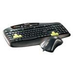达尔优预压手感II键鼠套装 键鼠套装/达尔优
