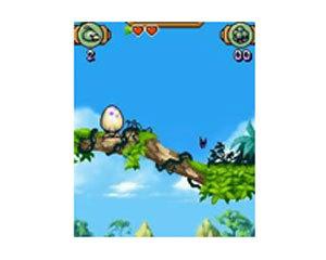 手机游戏 蛋蛋历险记DDBird图片