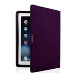 摩仕Concerti for iPad 2 雅致多功能保护套-紫 苹果配件/摩仕