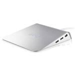 摩仕 iLynx - 复合式HUB (结合USB 2.0和火线) 苹果配件/摩仕