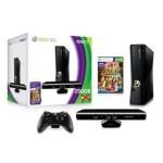 微软Xbox360 slim Kinect套装(640GB) 游戏机/微软